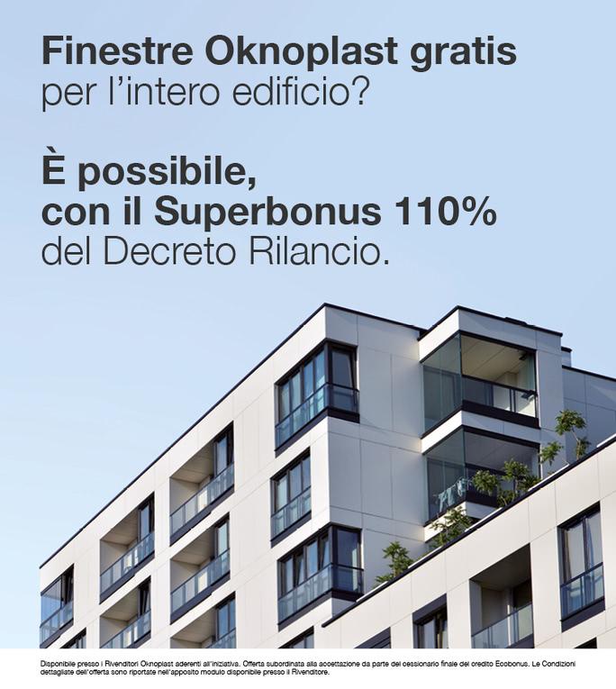 Cambiare le finestre con lavori in condominio senza sborsare un euro